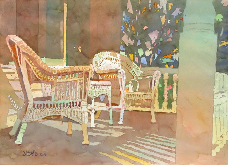 Judi Betts Artist Instructor