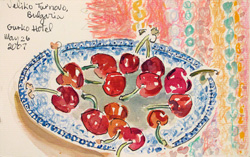 Cherries, Judi Betts