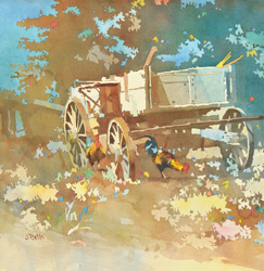 Wagon, Judi Betts